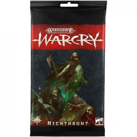 Nighthaunt - Warcry Cards
