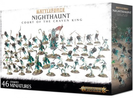 Nighthaunt - Court of the Craven King