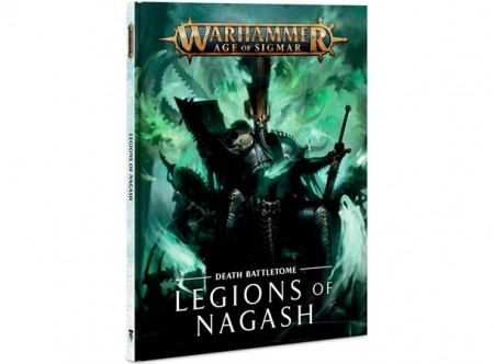 Legions of Nagash - Death Battletome