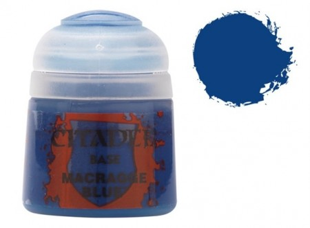 Citadel Paint Base - Macragge Blue 12ml