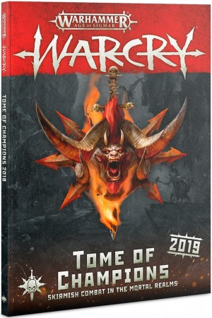 Warcry - Rules Tome of Champions 2019