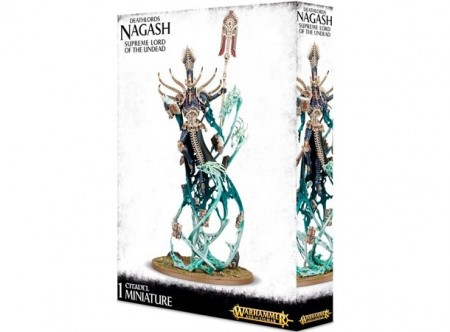 Legions of Nagash - Nagash Supreme Lord of Undead