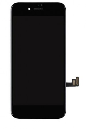iPhone 8Plus - LCD Display CMMA - Sort
