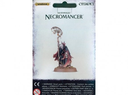 Legions of Nagash - Deathmages Necromancer
