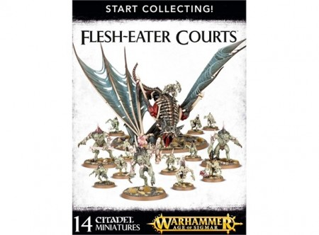 Flesh Eater Courts - Start Collecting !