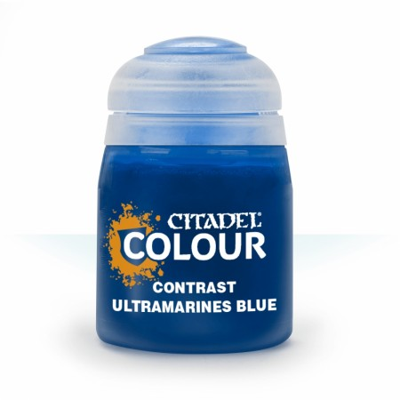 Citadel Paint Contrast Ultramarines Blue 18 ml