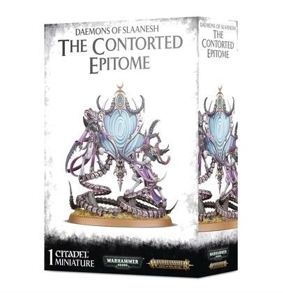 Hosts of Slaanesh - The Contorted Epitome
