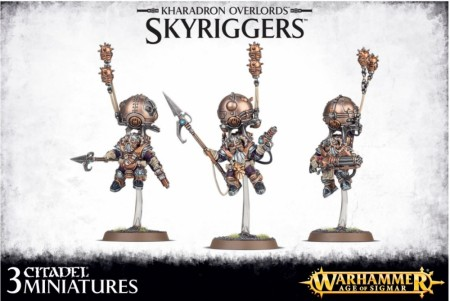 Kharadron Overlords - Skyriggers
