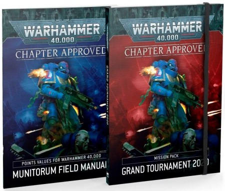 Warhammer 40K - Chapter Approved Grand Tournament 2020