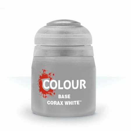 Citadel Paint Base - Corax White 12ml