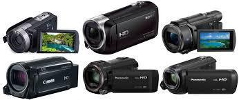 Video og fotokamera