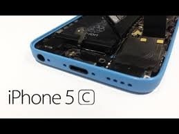 iPhone 5c - Bytte ladeport med jack og mikrofon