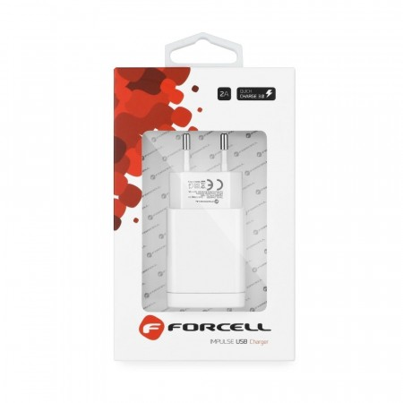 Forcell Universallader 2.4 A USB