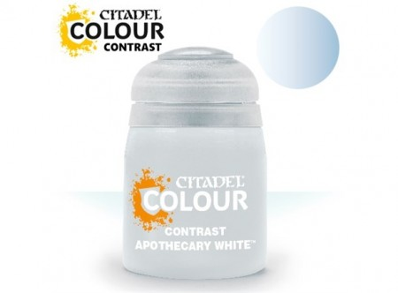 Citadel Paint Contrast - Apothecary White 18 ml