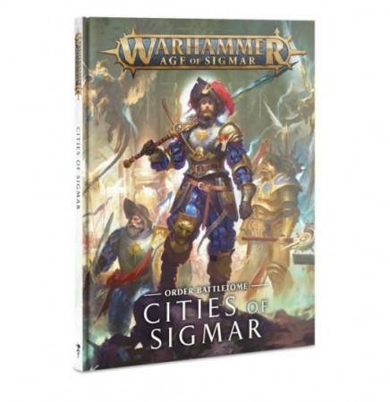 Cities of Sigmar - Battletome (HB)