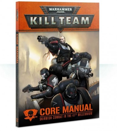 Warhammer 40K - Kill Team core Manual