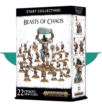 Beasts of Chaos - Start Collecting!