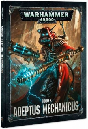 Adeptus Mechanicus - Codex