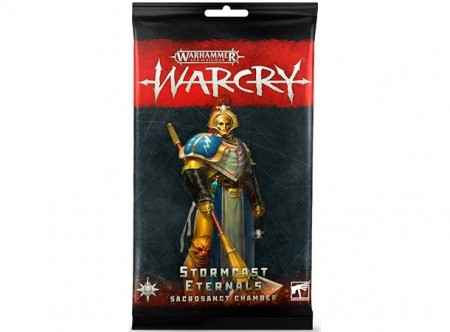 Warcry - Stormcast Sancrosanct Cards