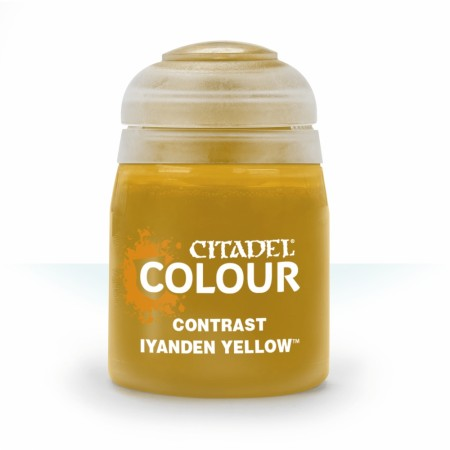 Citadel Paint Contrast Lyanden Yellow 18ml