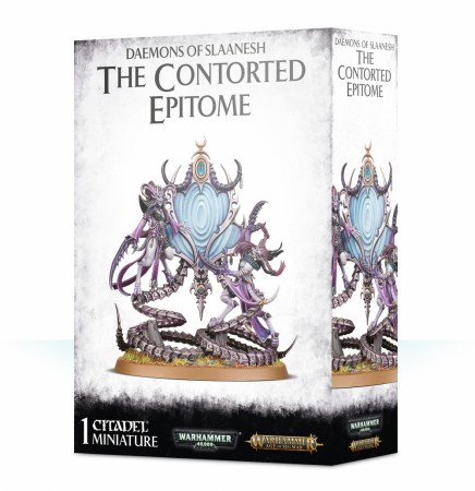 Chaos Daemons - Daemons of Slaanesh Contorted Epitome