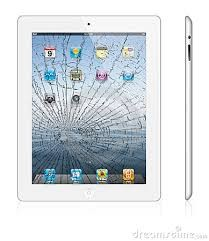 iPad 3 - Bytte av glass med Digitizer touch