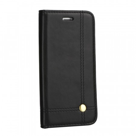 iPhone Xs - Prestige Book Case - Sort