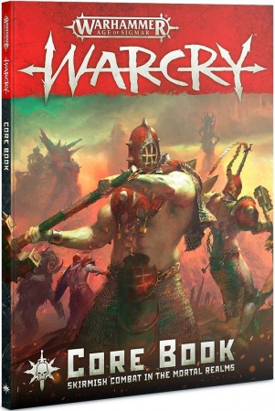 Warcry - Core Book