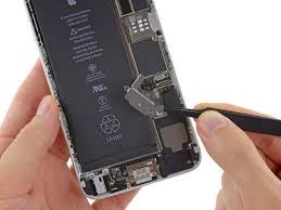 iPhone 6 plus - Bytte vibratormotor