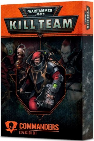 Warhammer 40K - Kill Team: Commanders