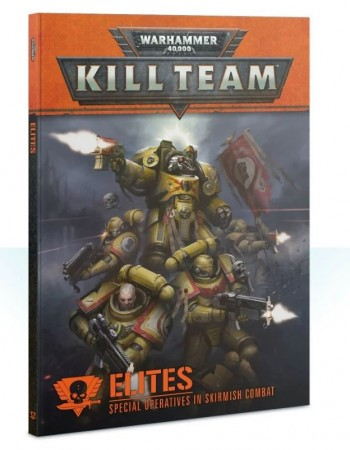 Warhammer 40K - Kill Team: Elites (HB)