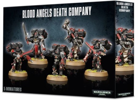 Blood angels - Death Company