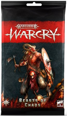 Warcry - Beasts of Chaos Card pack