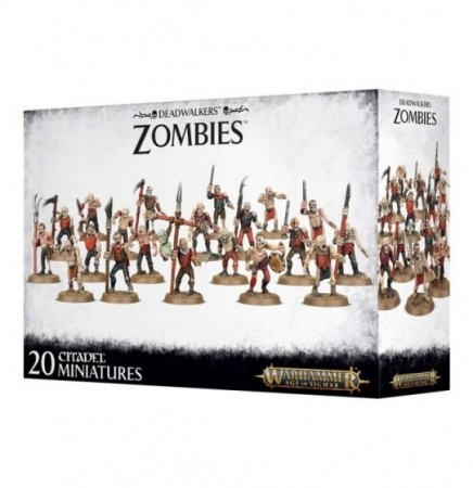 Legions of Nagash - Deadwalkers Zombies