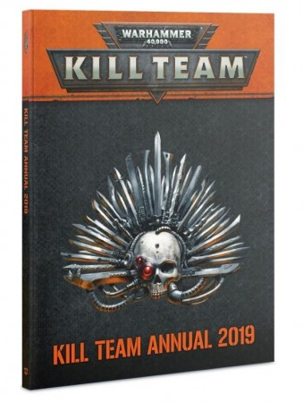 Warhammer 40K - Kill Team: Annual 2019 (HB)