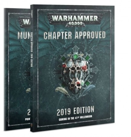 Warhammer 40K - Chapter Approved 2019 (HB)