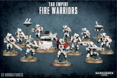 Tau Empire - Fire Warriors
