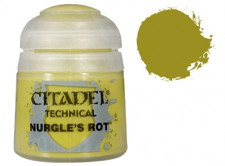 Citadel Paint Technical - Nurgles rot 12 ml