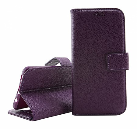 New Standcase Wallet Asus Zenfone 5Z (ZS620KL) - Lilla