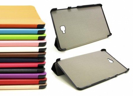 Samsung Galaxy TAB A 10.2 (T580) - Cover Case Marineblå