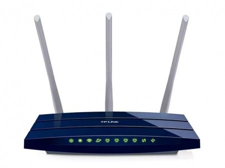 TP-Link wireless N Gigabit router 45Mbps