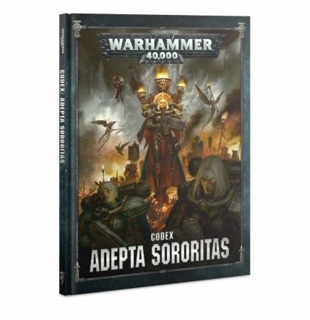 Adepta Sororitas - Codex (HB)