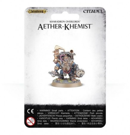 Kharadron Overlords - Aether-Khemist