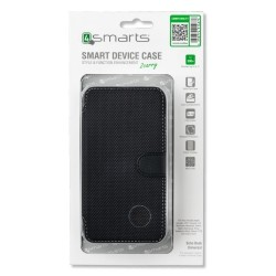 "4smarts Universal Flip Case SOHO up to 5.1"" black"