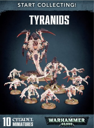 Tyranids - Tyranid Start Collecting!