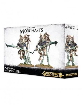 Legions of Nagash - Deathlords Morghast