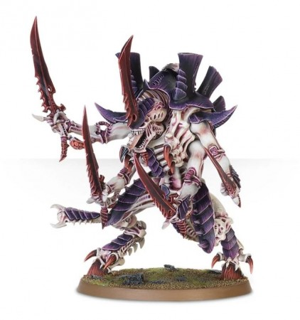Tyranids - The Swarmlord