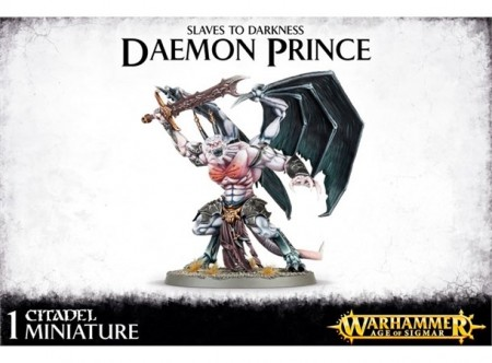 Chaos Daemons - Slaves to Darkness - Daemon Prince