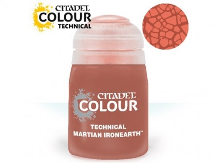 Citadel Paint Technical - Martian Ironearth 24 ml