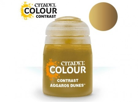 Citadel Paint Contrast - Aggaros Dune 18 ml